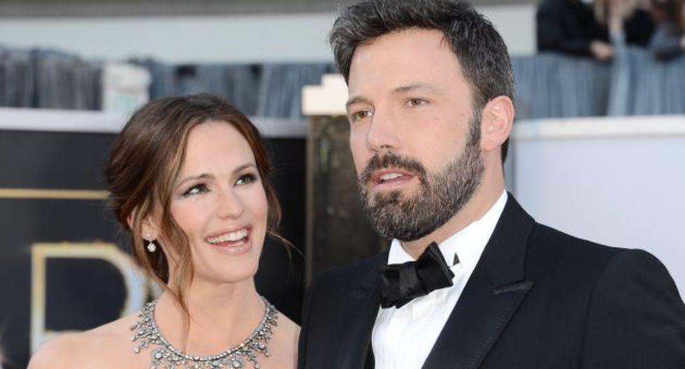 Ben Affleck y Jennifer Garner están oficialmente divorciados (Foto: AFP)