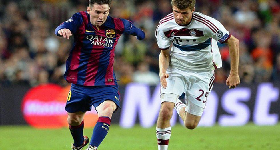 Barcelona viene de ganar 3-0 en la ida, que se jugo en el Camp Nou. (Foto: AFP)