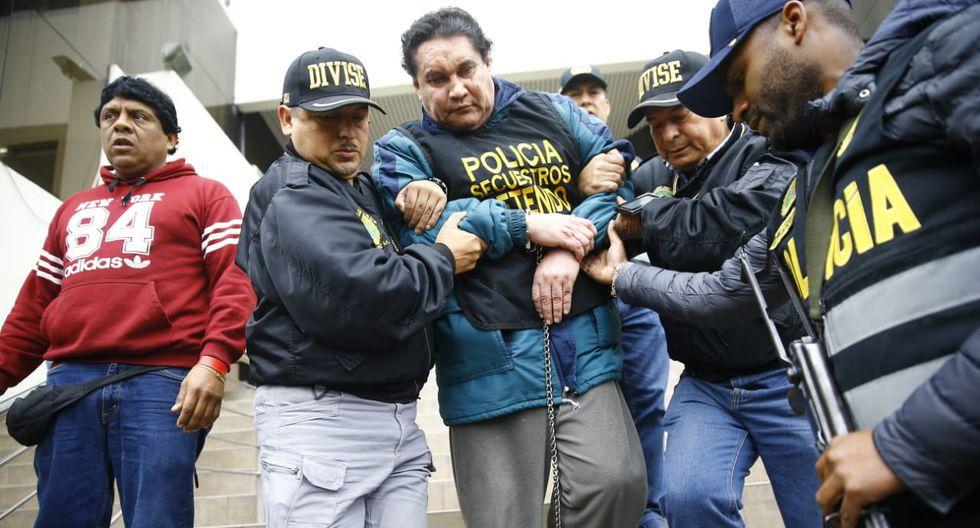 Carlos Burgos fue capturado el 27 de setiembre del año pasado en un hostal de Los Olivos. (Foto: GEC)
