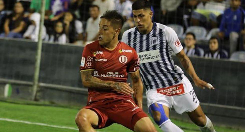 Universitario y Alianza Lima se verán las caras este domingo en el Estadio Monumental. (Foto: Universitario de Deportes)