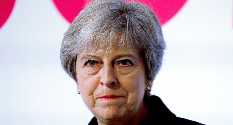 La primera ministra británica quiere evitar más contratiempos para efectuar la salida del Reino Unido de la Unión Europea. (Foto: AFP)