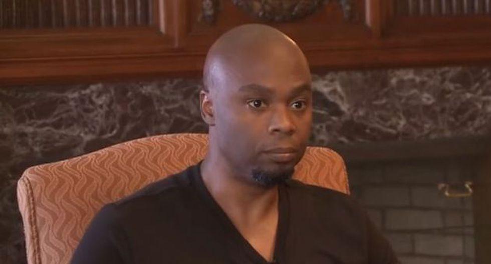 Sujeto cumplía una pena de entre 33 años y cadena perpetua que le impedía salir hasta 2030. | Foto: Captura de video
