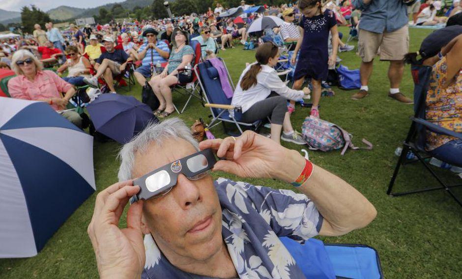 Eclipse solar: Seis recomendaciones para no sufrir daños severos a la vista