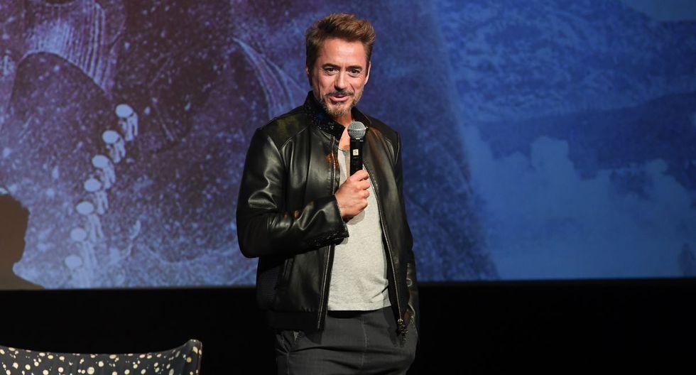 """Iron Man estaría de vuelta en película de """"Black Widow"""". (Foto: AFP)"""