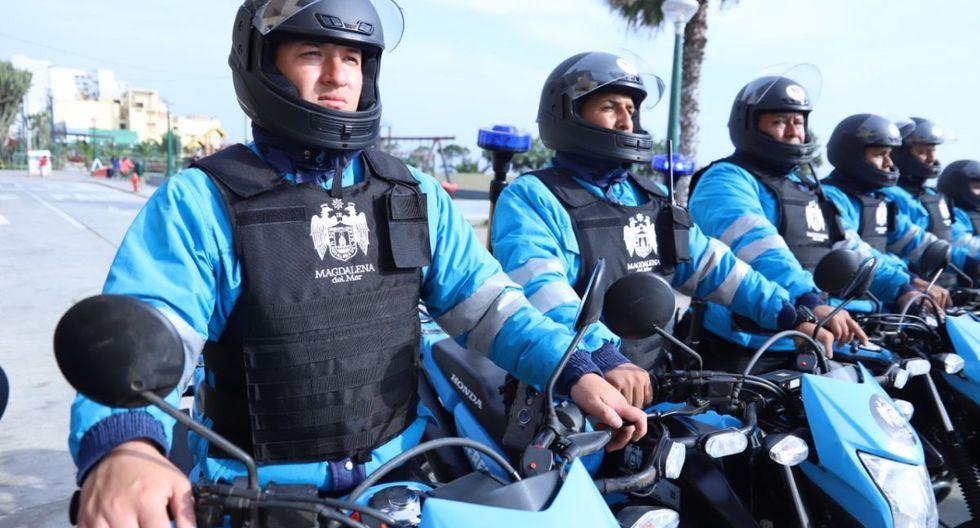 El municipio de Magdalena indicó que los chalecos han sido producidos siguiendo los más altos estándares internacionales de seguridad. (Difusión)