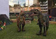 Surco: Dinoplanet Fest, un espacio para los fans de los dinosaurios