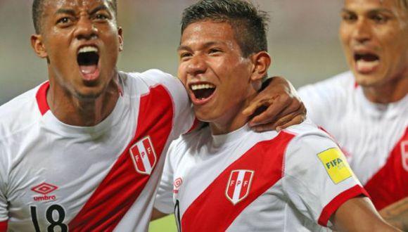 Perú debutará en Rusia 2018 en junio. (AFP)