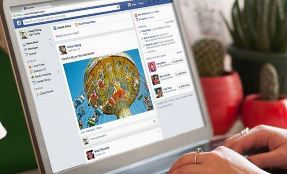 A la fecha, Facebook es considerada la red social más concurrida del planeta, con 1.44 mil millones de usuarios activos a nivel mundial. (Foto: Facebook)