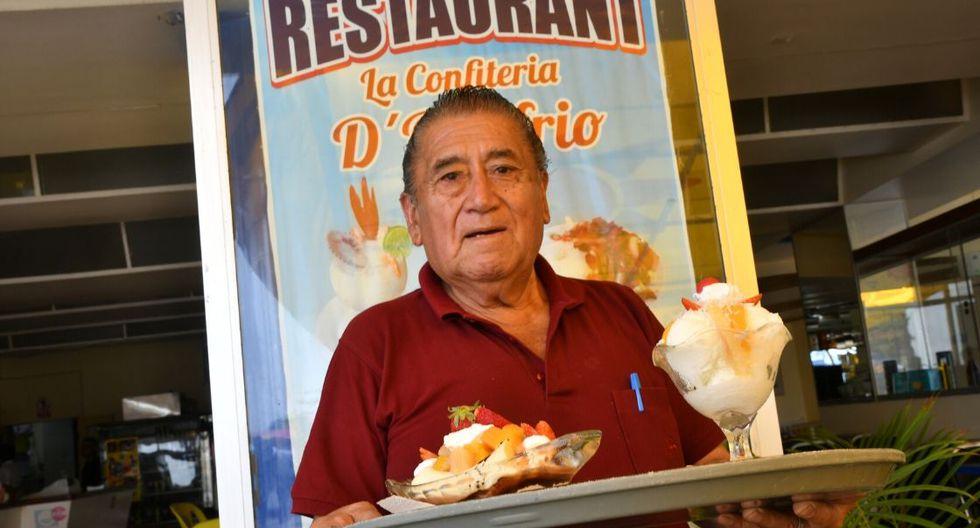 Los helados de 'La confitería'. (Foto: GEC)