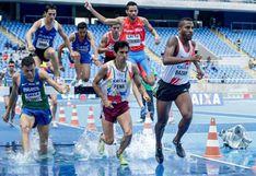 Lima 2019: ¡Medalla de bronce para Perú! Mario Bazán subió al podio en 3000 metros con obstáculos