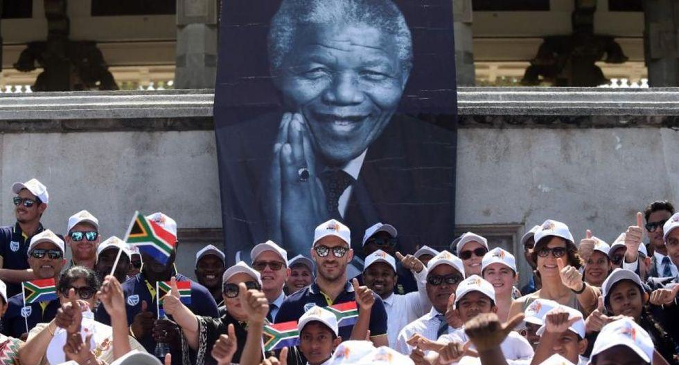 La transición democrática en Sudáfrica fue realmente laboriosa. (Foto: AFP)