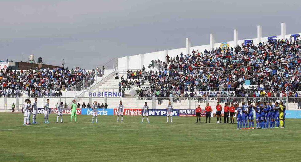 Alianza Lima solicitará la anulación de la primera final contra Binacional. (Foto: GEC)