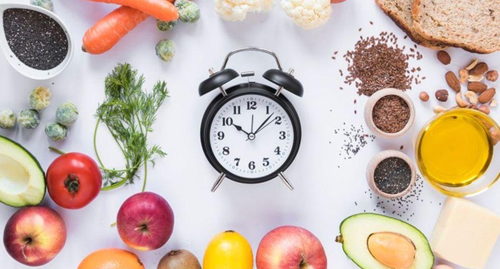 El horario en el que ingerimos nuestros alimentos es importante para nuestra salud. (Foto:Freepik)
