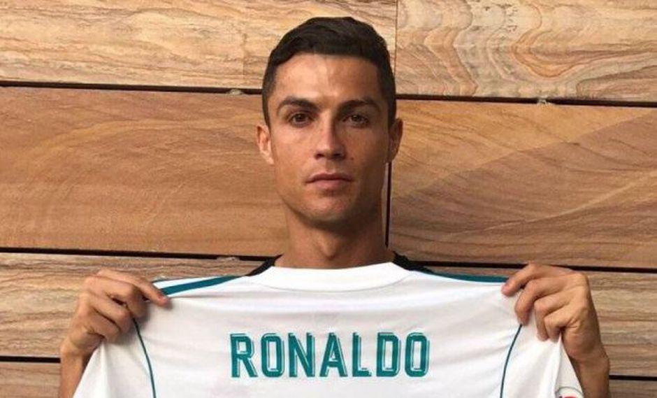 Cristiano Ronaldo. (Twitter)