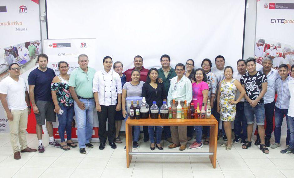 Loreto: grupo de emprendedores fabrica licores en base a huito, camu camu y carambola