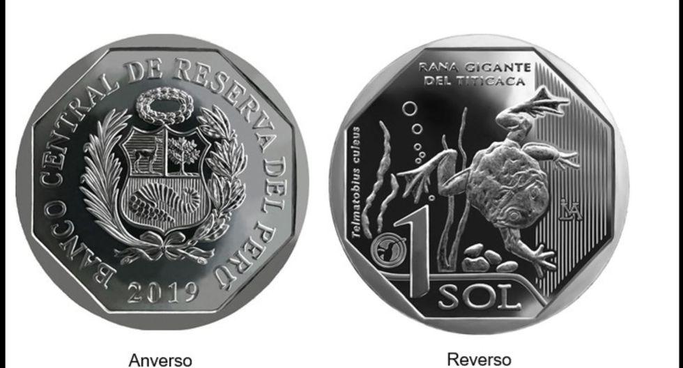 La moneda tendrá una emisión 10 millones de unidades. (Andina)