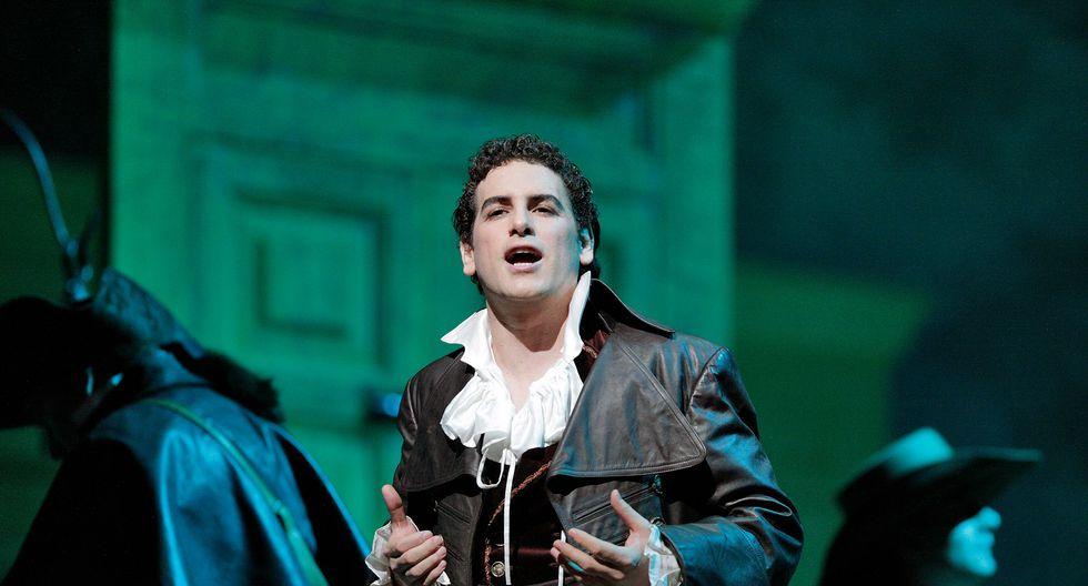 Juan Diego Flórez podrá verse en pantalla grande con el Barbero de Sevilla.