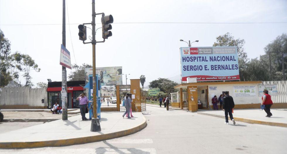 En el 2018, el Gobierno declaró de necesidad pública la construcción del nuevo Hospital Sergio Bernales. (GEC)