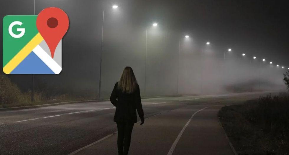 ¿Sabes cuáles son las calles más iluminadas y seguras de tu ciudad? Ahora Google Maps te lo dirá. (Foto: Google)