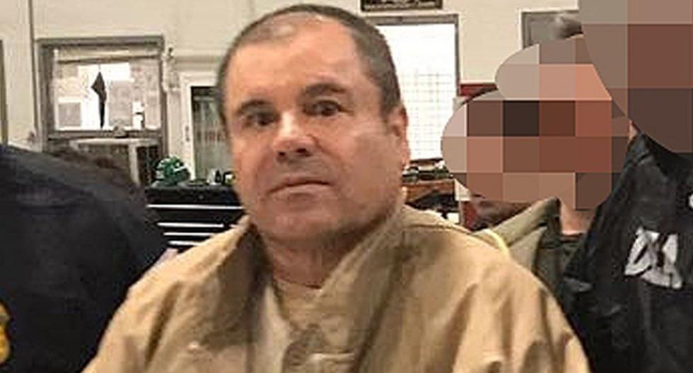 """Jurado de Nueva York declara culpable a """"El Chapo"""" Guzmán por narcotráfico. (Foto: EFE)"""