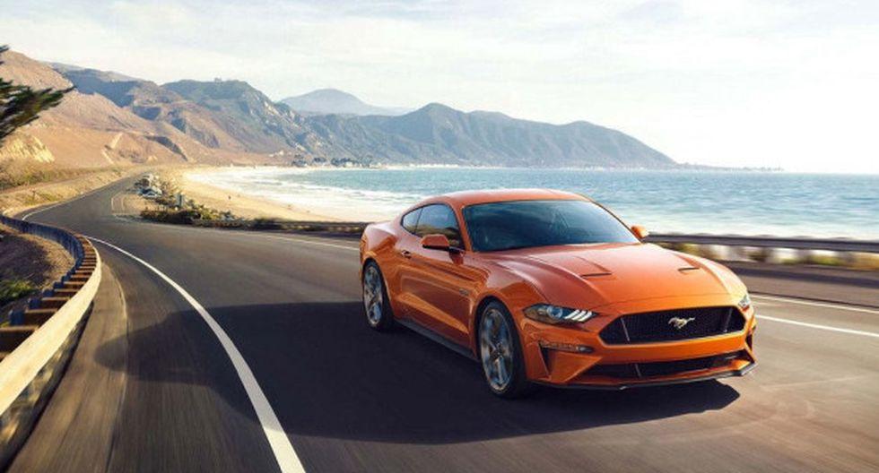 Ford Mustang, el clásico está de cumpleaños.