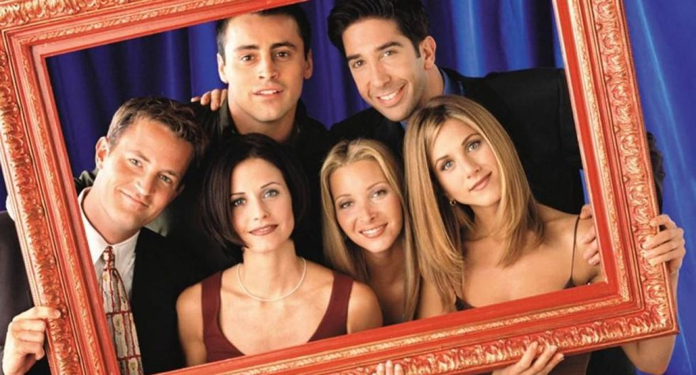 Jennifer Aniston fantasea con el regreso de la serie. (Foto: Instagram: @Friends)