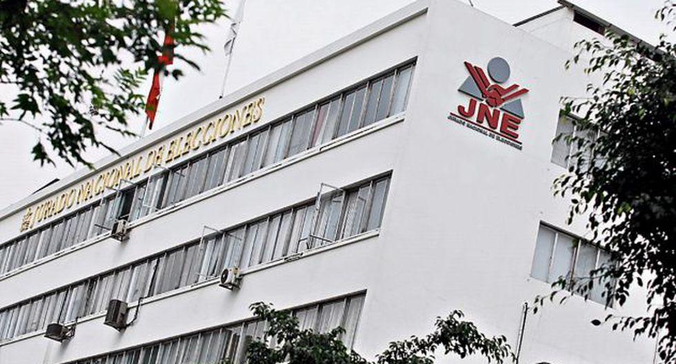 El JNE también instalará el Tribunal de Honor para los comicios del 2020 el próximo martes 12 de noviembre. (Foto: GEC)