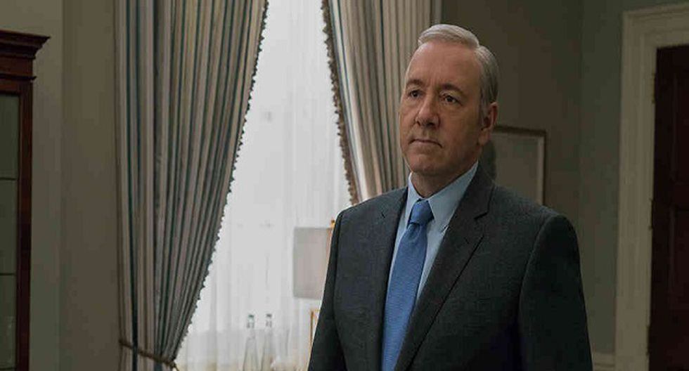 House of Cards confirma el destino de Frank Underwood (Kevin Spacey) en nuevo adelanto (Foto: Netflix)
