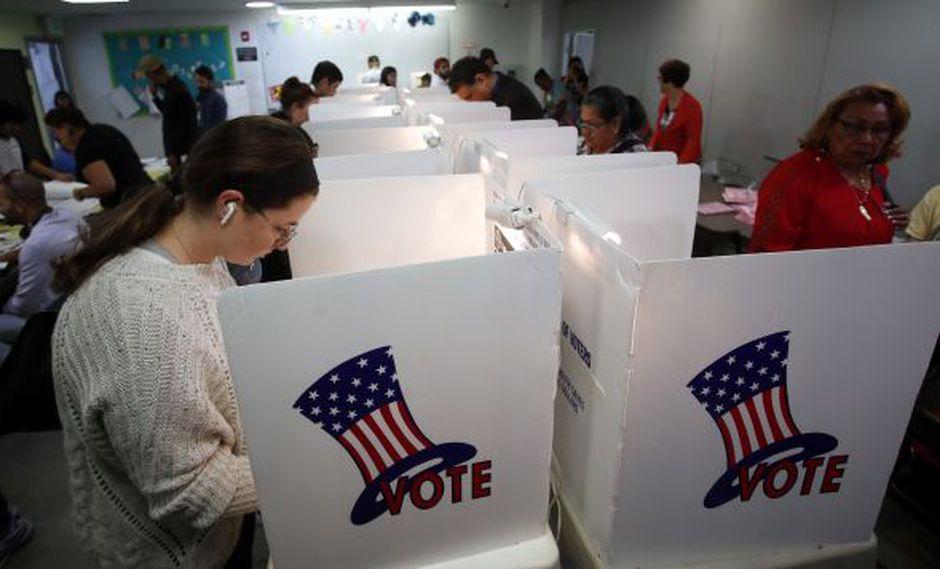 Estados Unidos: Las otras elecciones por las que se votó este martes