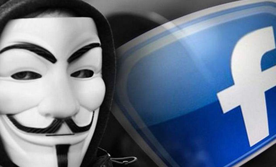 Anonymous promete nuevamente poner fin a Facebook