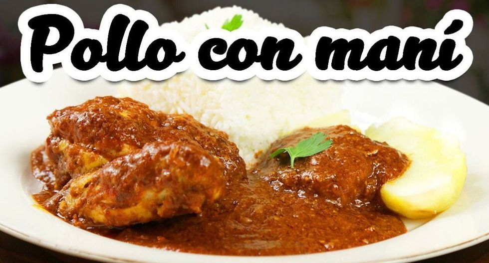 Pollo con maní: ¿cómo preparar este delicioso plato casero? | VIDEO - Publimetro Perú