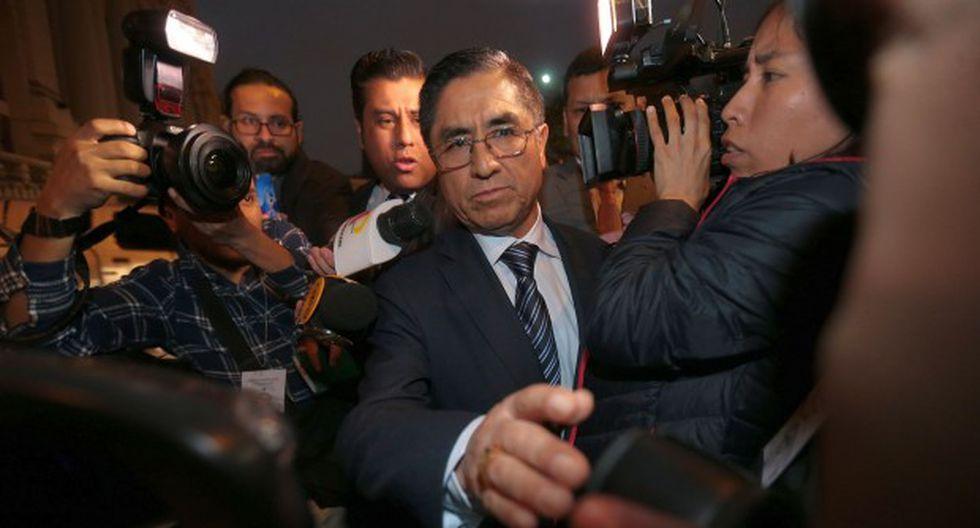 Ex juez supremo César Hinostroza cuenta con libertad con restricciones mientras asume un proceso de extradición en España . (Foto: GEC)