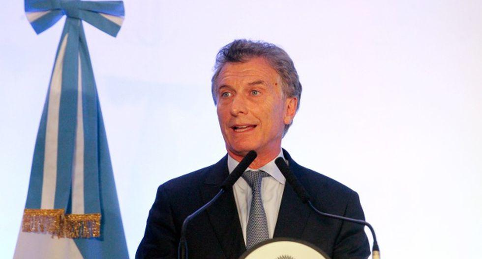 En la campaña de finales de 2015 que se investiga, resultaron elegidos tanto Mauricio Macri para la presidencia del país como María Eugenia Vidal para la provincia de Buenos Aires. (Foto: EFE)