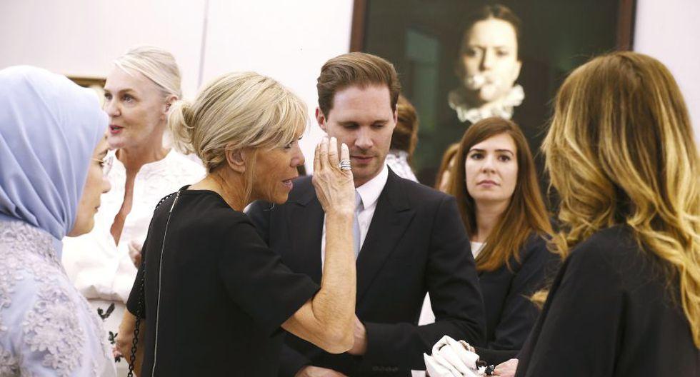 Gauthier Destenay, esposo del primer ministro de Luxemburgo. (Foto: AFP)