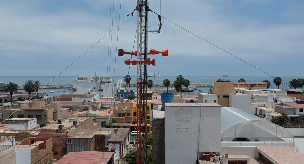 10 sirenas han sido implementadas en el Callao para alertar en caso de tsunami.