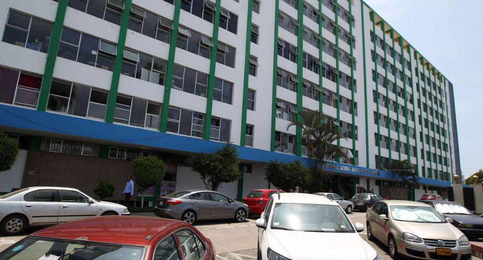Hospital Daniel Alcides Carrión afirma que el banco de sangre cumple con los estándares de calidad. (Foto: Andina)