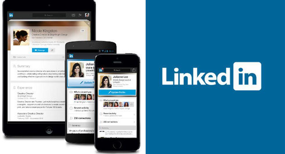 LinkedIn cuenta con más de 300 millones de usuarios activos a nivel internacional. (Foto: Facebook/LinkedIn)