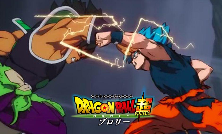 """Dragon Ball Super: Broly"" se estrena en Perú. (Foto: Toei Animation)"