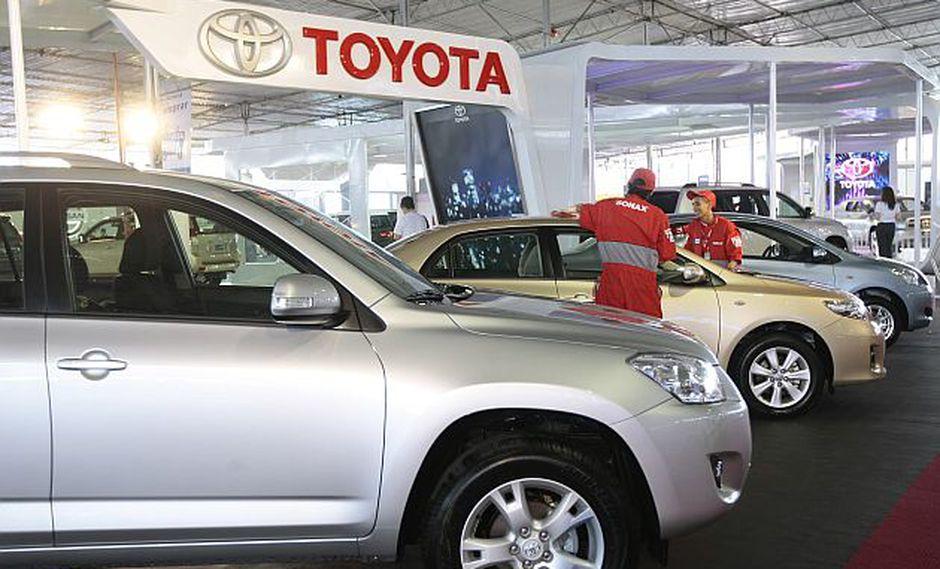 Toyota llama a revisión 6.000 vehículos por posible falla