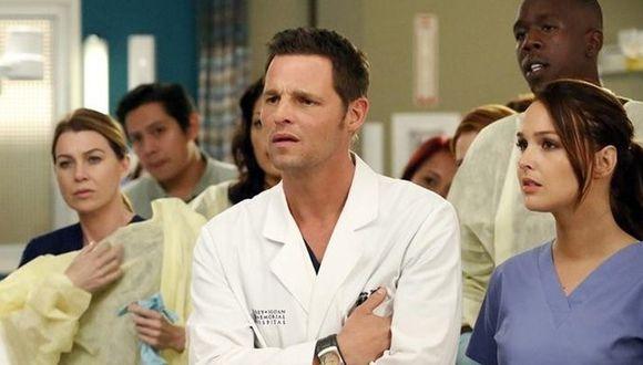 Un adelanto del episodio de Grey's Anatomy que despedirá al personaje de Alex Karev (Foto: Instagram)