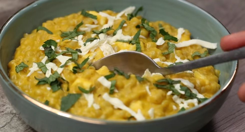 El queso, la leche y el huacatay son los cómplices perfectos de este cereal. (Foto: A comer.pe)