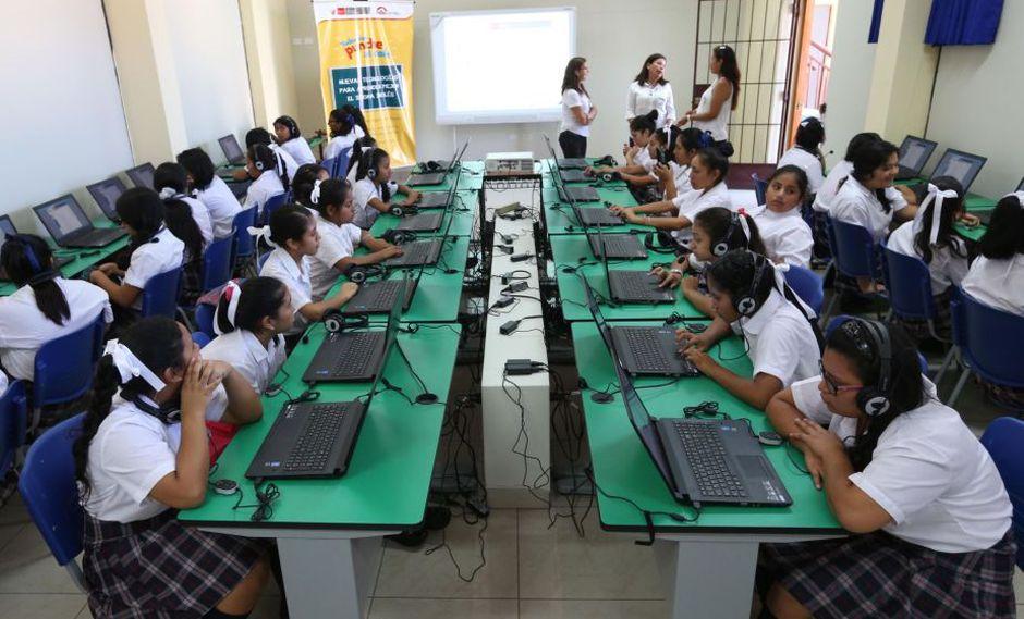 Sí habrá clases en Lima Metropolitana. (Foto: Andina)