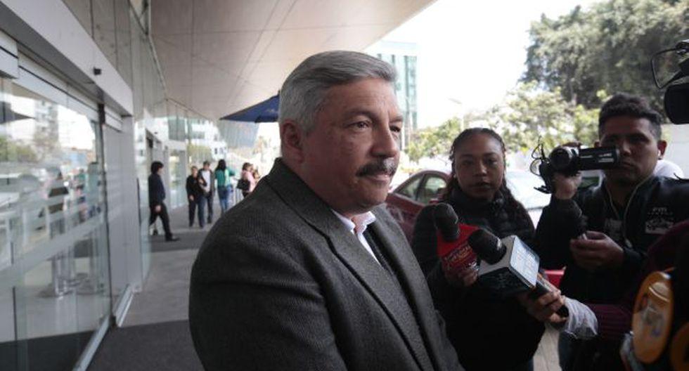 """Alberto Beingolea pidió a las autoridades que investiguen y que """"lleguen a la verdad"""" por el caso de Punta Negra. (Foto: GEC)."""