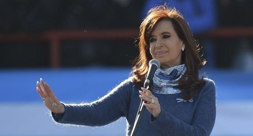 En total, Cristina Kirchner tiene 12 causas abiertas, cinco de éstas con pedido de prisión preventiva. (Foto: AFP)