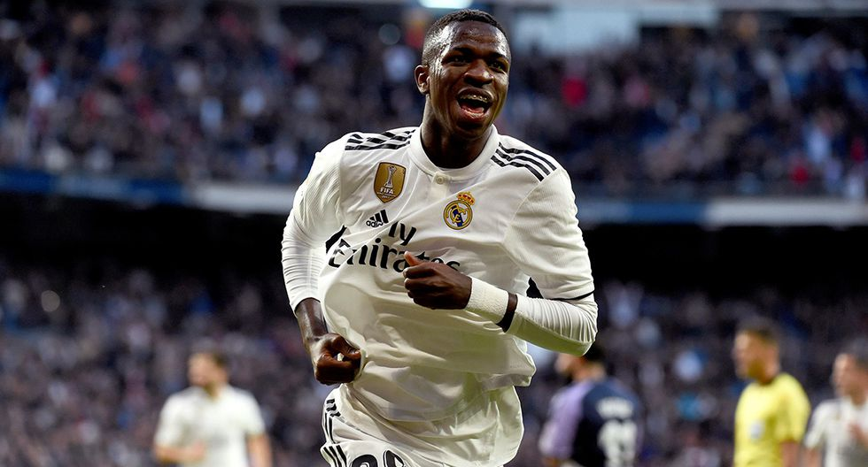 Real Madrid ya cuenta con Vinicius Junior, pero Zidane esperará unos días más para su reaparición. (Foto: EFE)