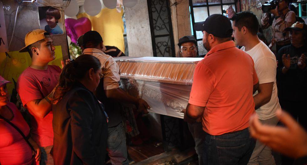 Mario Alberto Reyes Nájera y Gladis Giovana Cruz Hernández fueron capturados en una población del central Estado de México (Foto: EFE)