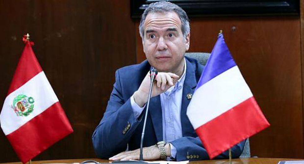 Francisco Petrozzi también afirmó que a Hugo Coya no le gustaba el proyecto de regionalización de TV Perú. (Foto: Congreso)