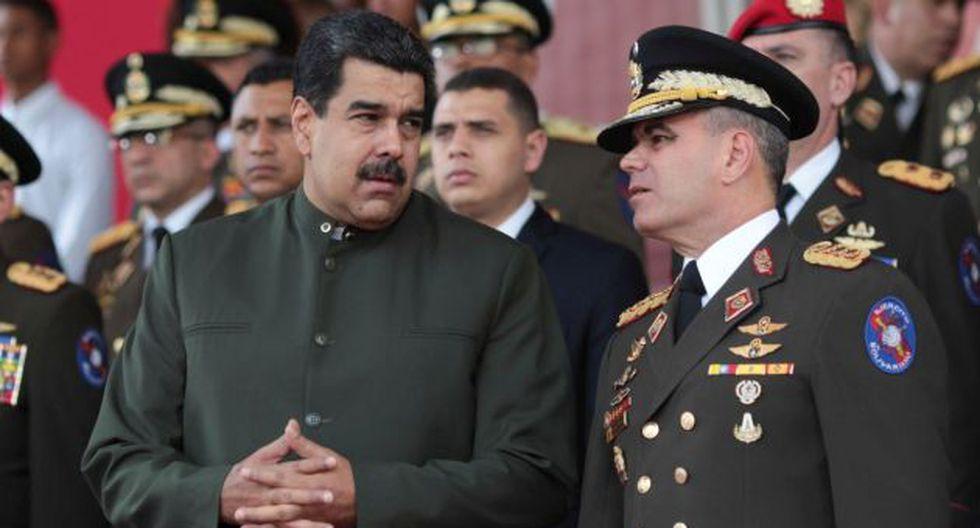 Maduro también dijo varias veces este año que espera engrosar el número de milicianos. (Foto: Reuters)