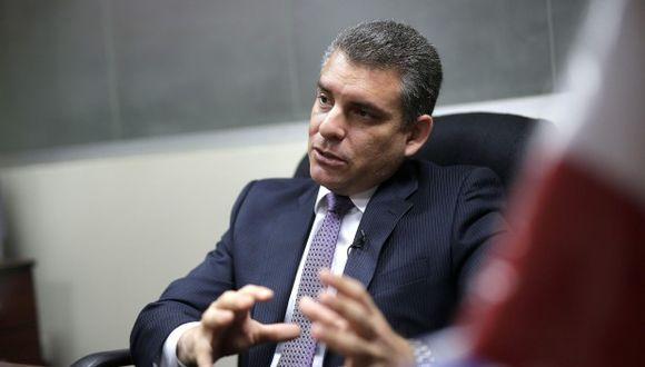 """Rafael Vela cuestionó que Rodriguez Monteza esté utilizando """"el mismo argumento"""" del abogado de Jaime Yoshiyama, Humberto Abanto. (Foto: GEC)"""