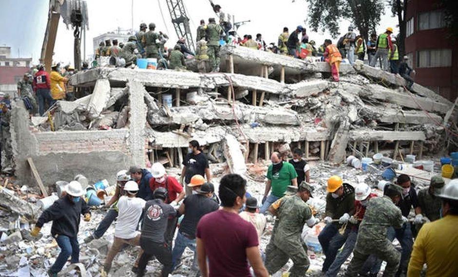 Terremoto. (AFP)